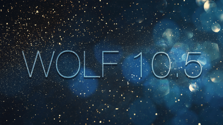 WOLF 10.5 [iOS & Android]