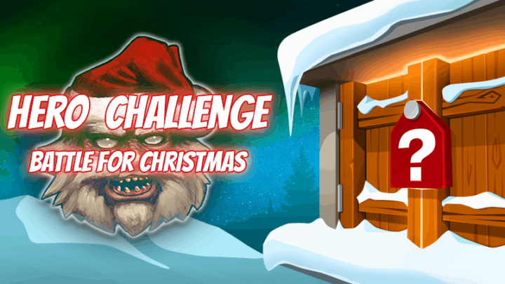 Heroes needed to save Christmas!